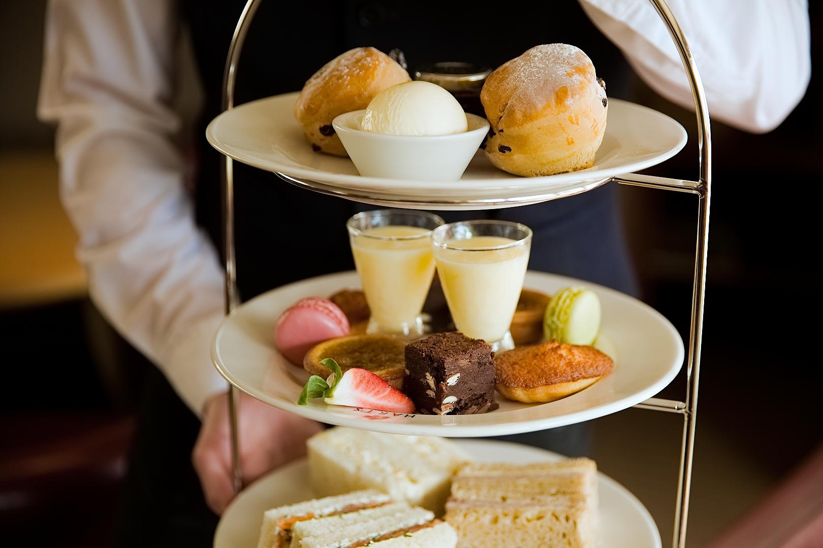 Celebrate Afternoon Tea Week at HART'S Nottingham
