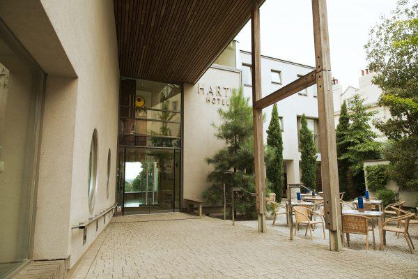 Hart's Hotel Nottingham