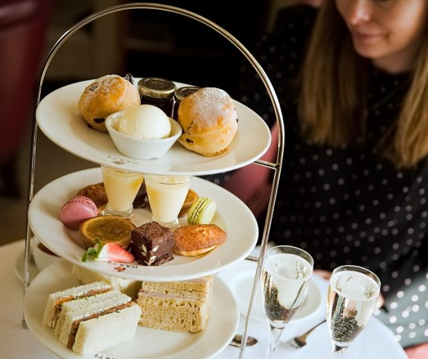 Christmas & New Year Afternoon Tea