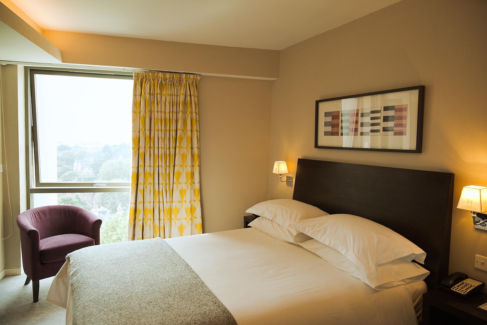 Hart's Nottingham Classic room bed