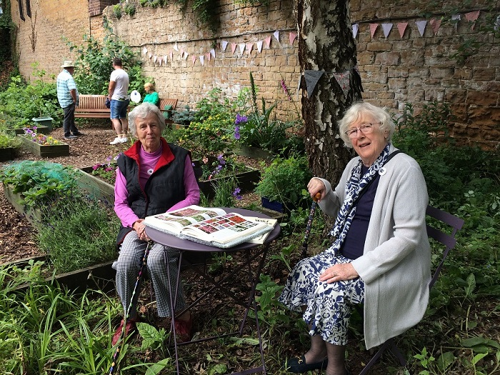 Environmental Policy Community Garden