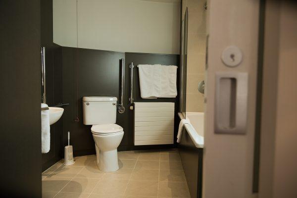 Accessible Bathroom Harts Hotel Nottingham