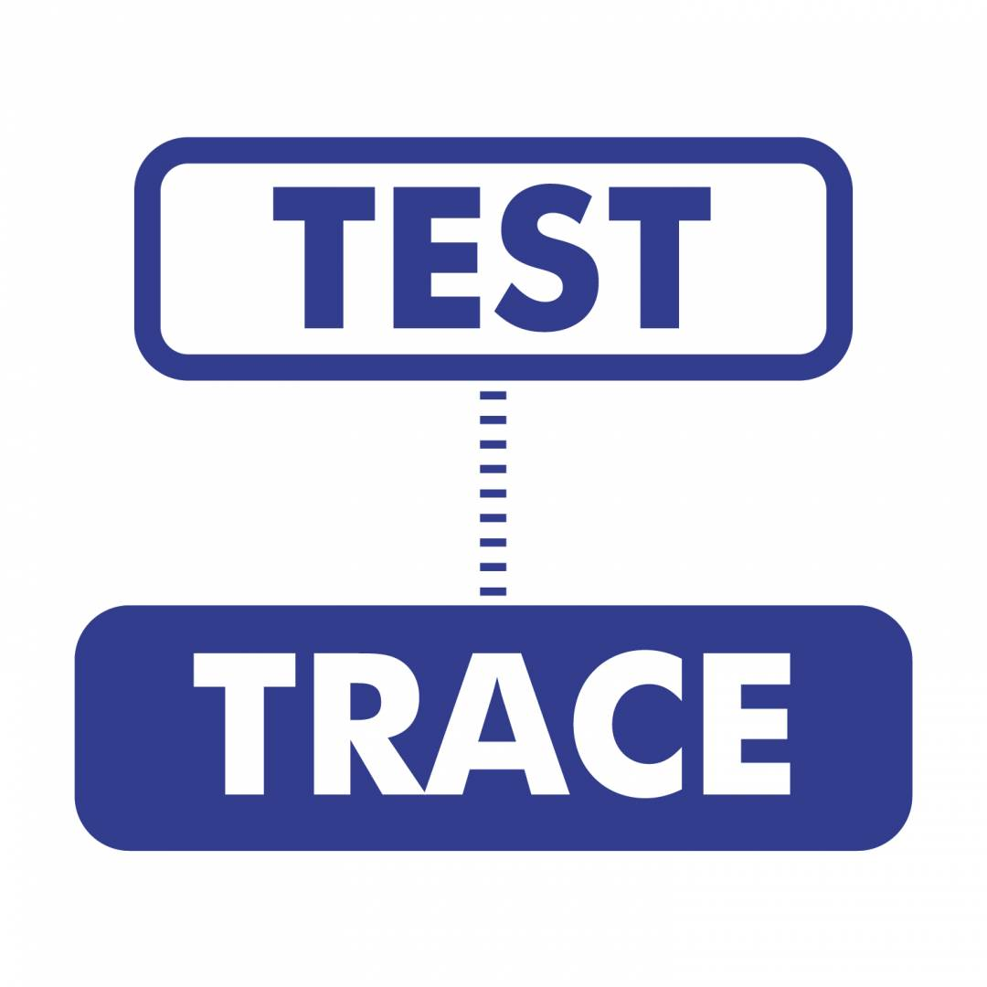 Test and Trace Logo