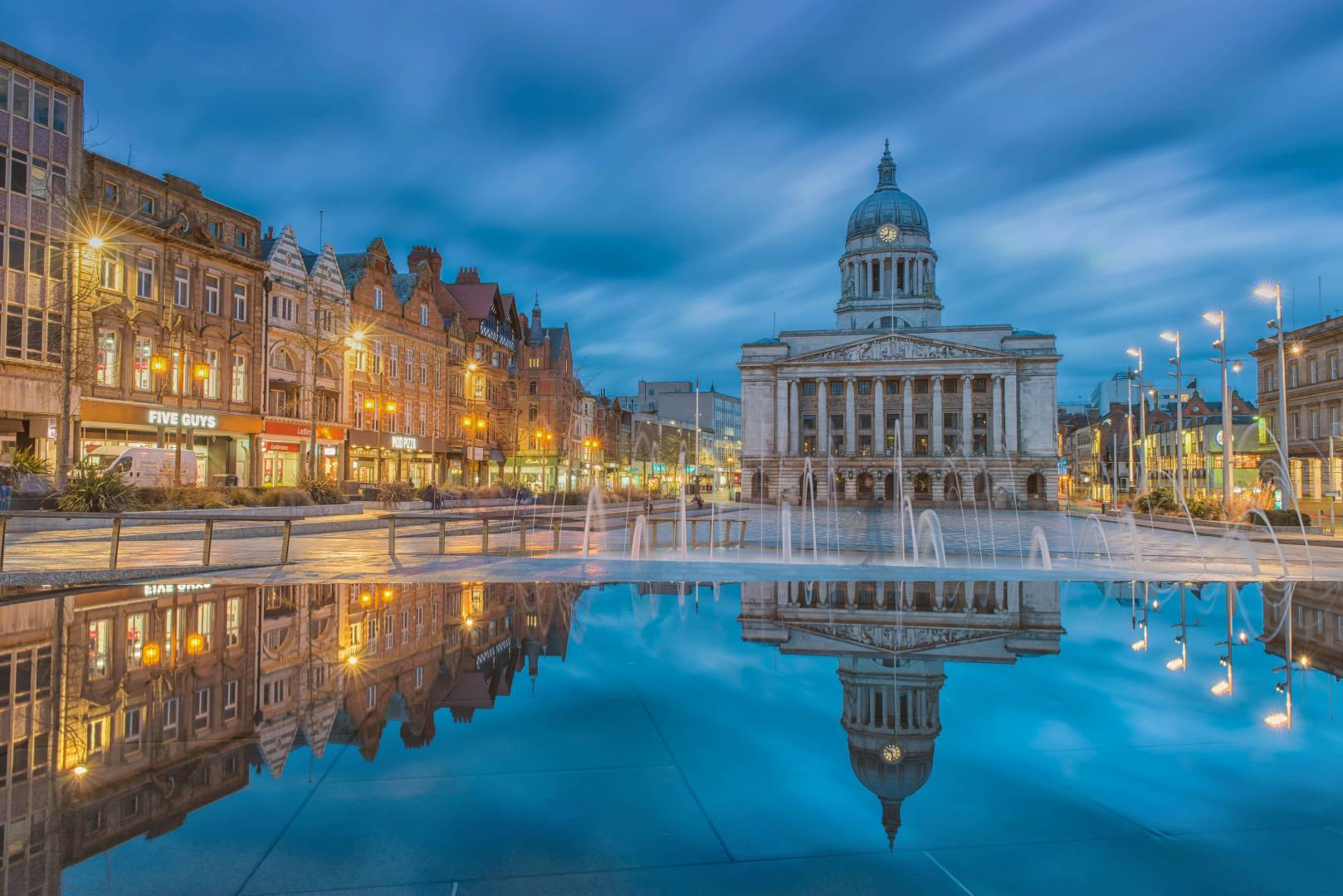 Nottingham Hart's Hotel Historic Two Day Itinerary
