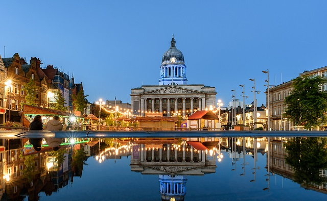 Nottingham City Break
