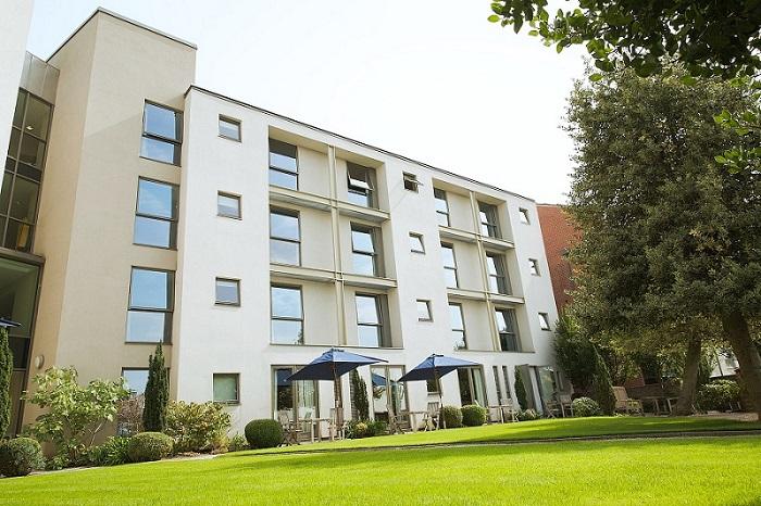Nottingham's highest rated hotel