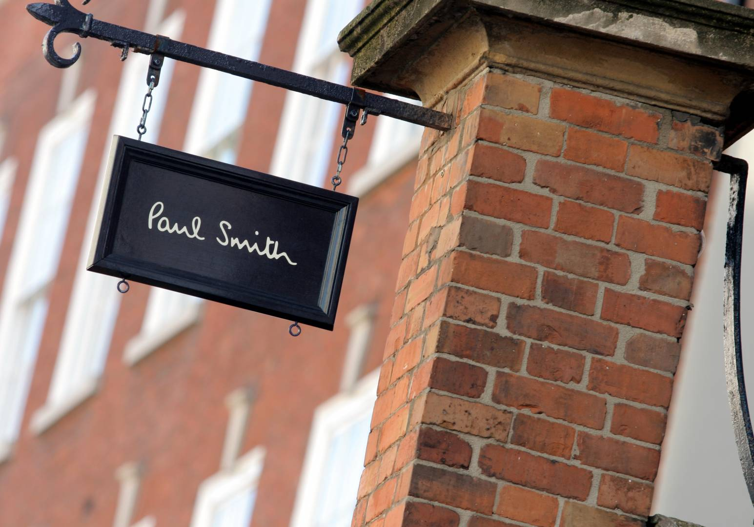 Paul Smith Nottingham