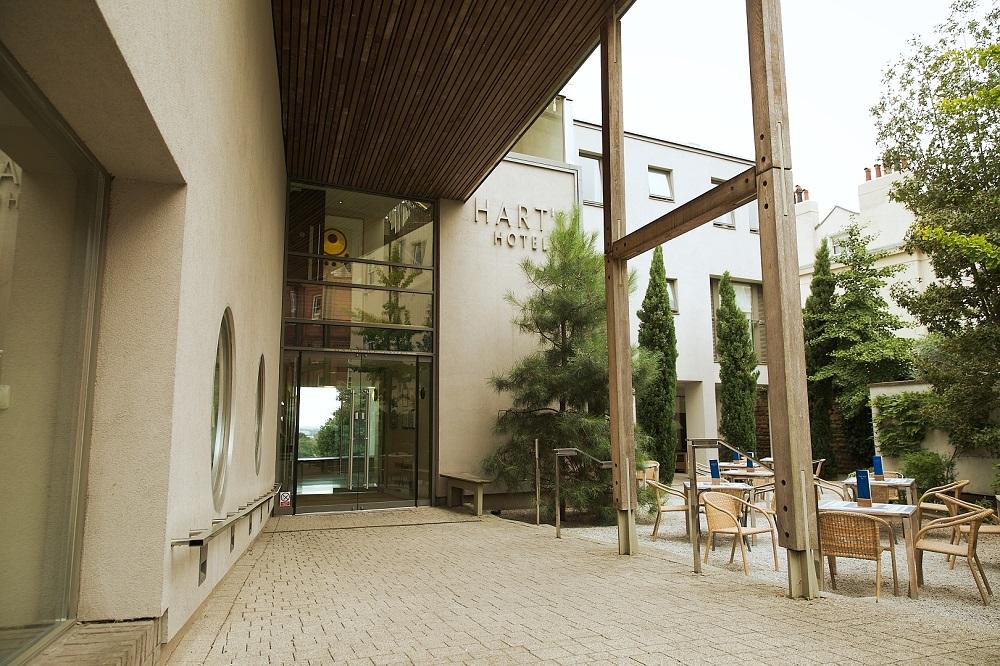 RIBA Design Award - Harts Hotel
