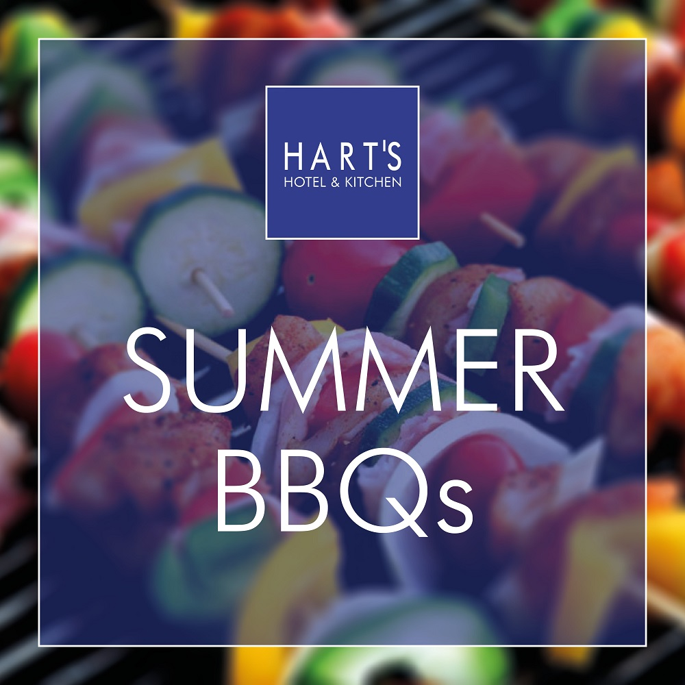 Hart's Hotel and Kitchen Summer Barbecue