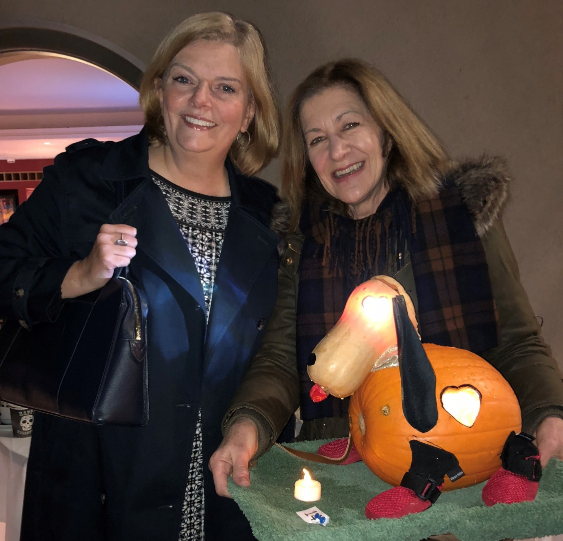 Harts Hotel Nottingham Pumpkin Competition