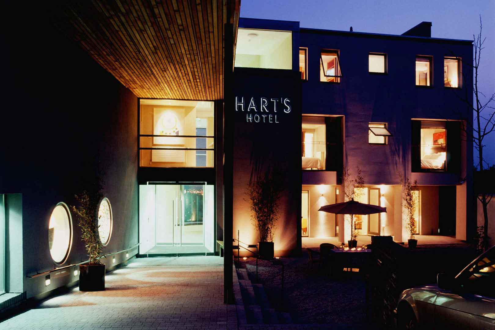 Hart's Hotel Night Stay