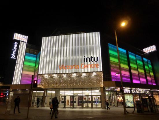 Intu Victoria Centre Nottingham
