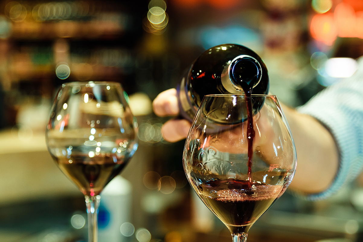 Wine Testing Supper