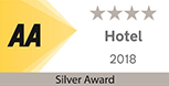 aa hotel award four stars