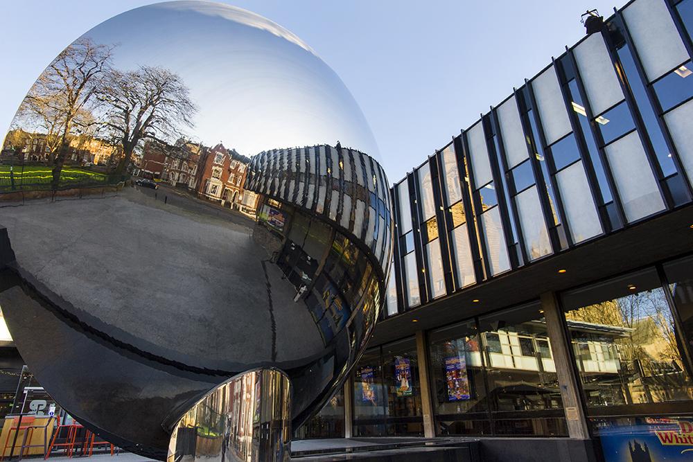 Sky Mirror Nottingham Playhouse